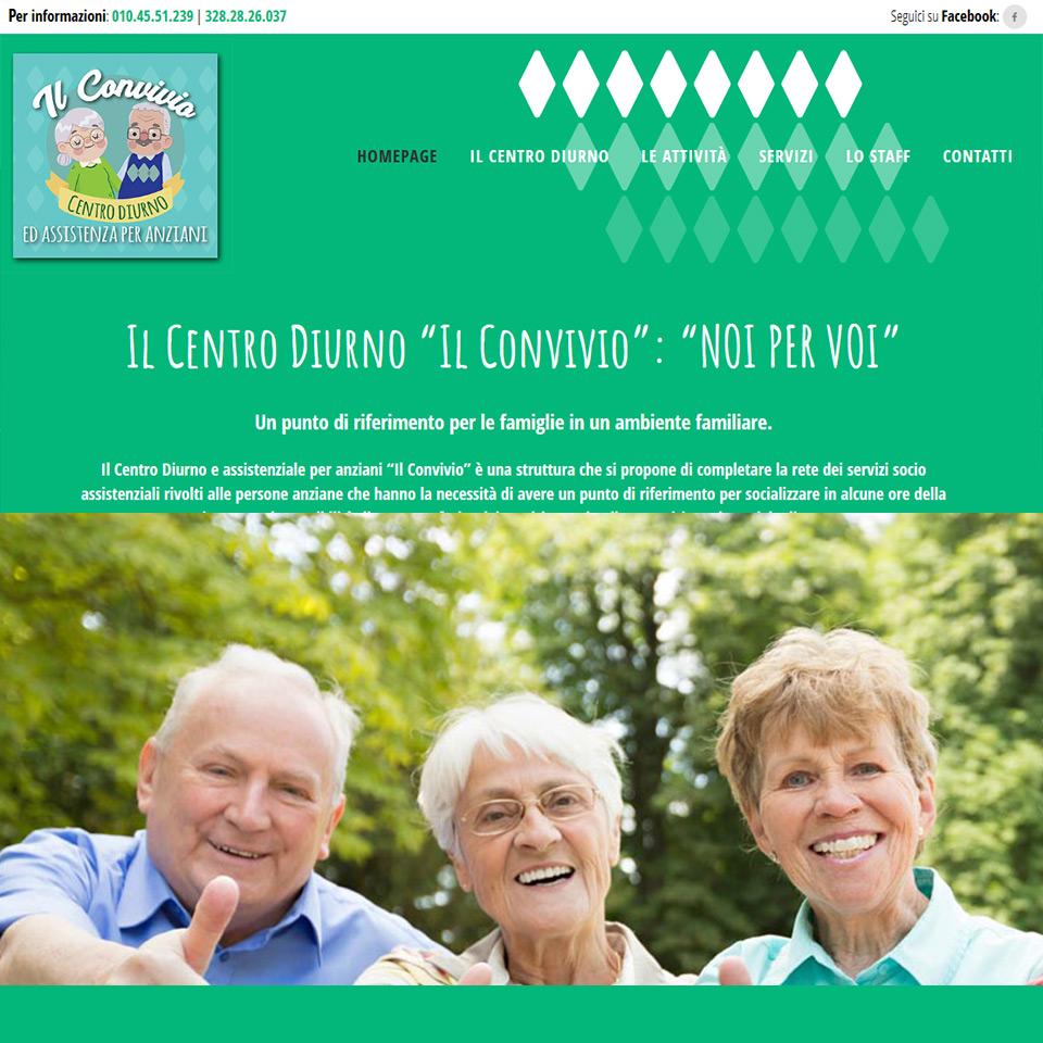Centro diurno Il Convivio - Assistenza anziani