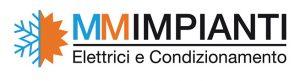 Logo di MM Impianti - Elettrici e condizionamento