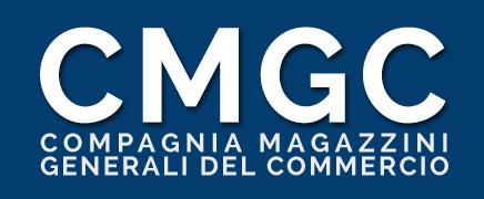 Logo CMGC - Compagnia Magazzini Generali del Commercio