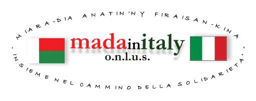 Logo dell'associazione Mada in Italy