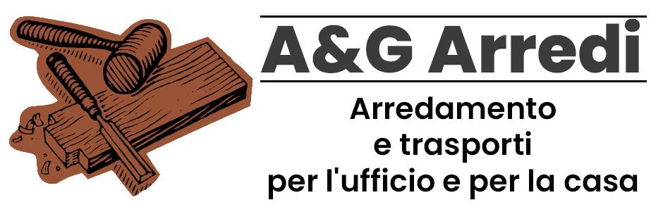 Logo AG Arredi - Arredamento e trasporti per l'ufficio e per la casa