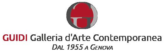 Logo Galleria Guidi - Galleria d'arte a Genova dal 1955