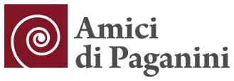 """Logo dell'associazione """"Amici di Paganini"""""""