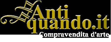 Logo di Antiquando - Antiquando.it - Luca Centanaro - Antiquarito e modernariato e Genova e su Ebay