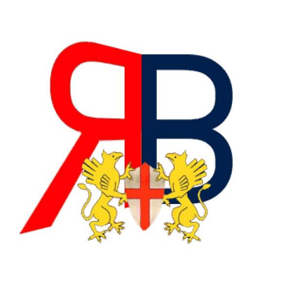 Logo del Circuito Rossoblu (CRB)